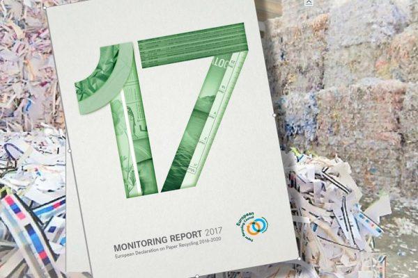 EPRC-Report 2017: Altpapier hat höchste Sammelquote