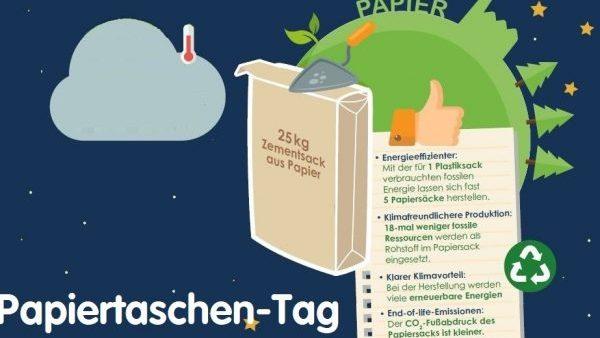 18. Oktober: Tag der Papiertasche