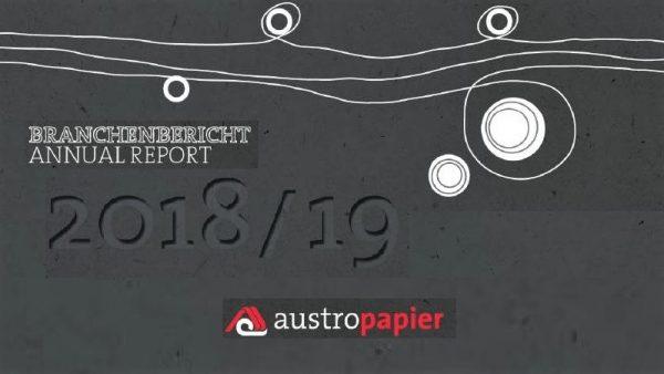 Austropapier-Bericht 2018: Ein gutes Jahr für die Papierindustrie