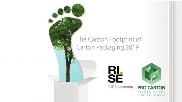Rise 2019: CO2-Footprint von Kartonschachteln