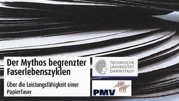 TU Darmstadt 2018: Das Vielfach-Recycling von Altpapier
