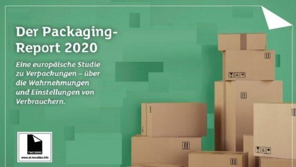 Toluna 2020: ÖkoEigenschaften von Papierverpackungen beliebt