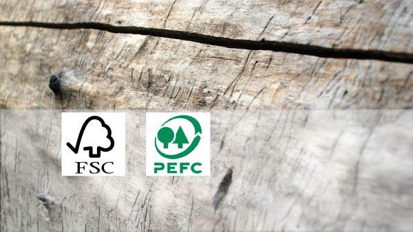Holz: um nachhaltige Lieferanten zu finden