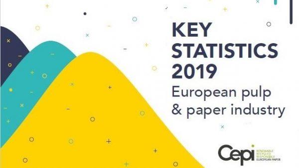 Cepi-Jahresstatistik 2019: die europäische Papierindustrie
