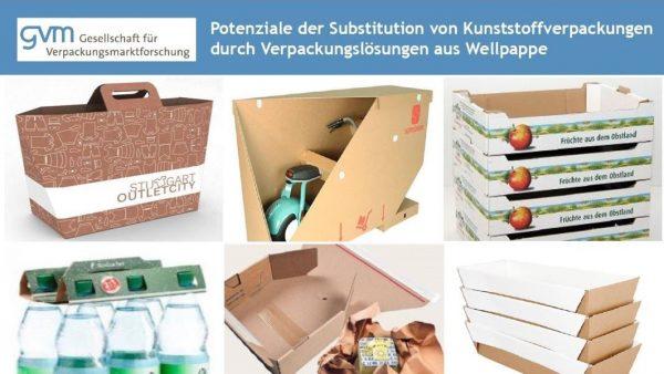 Wellpappe 2019: Papier statt Plastik