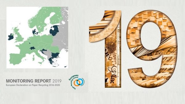 EPRC-Report 2019: Altpapier hat höchste Recyclingquote