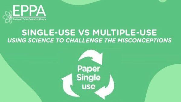 EPPA 2021: Einweg-Geschirr aus Papier vorteilhafter