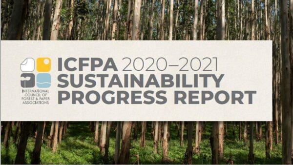 ICFPA 2021: neuer Nachhaltigkeitsbericht