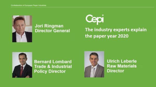 Cepi: das Papier-Jahr 2020