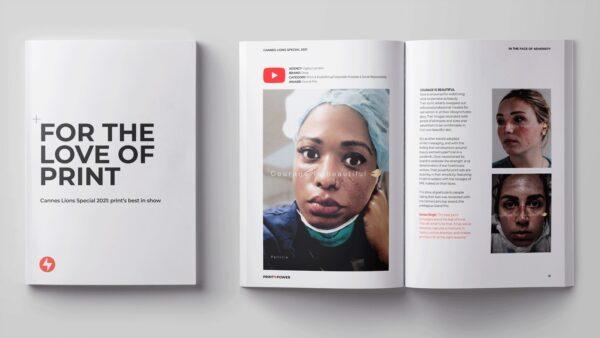 Cannes Lions 2021: warum wir Print lieben