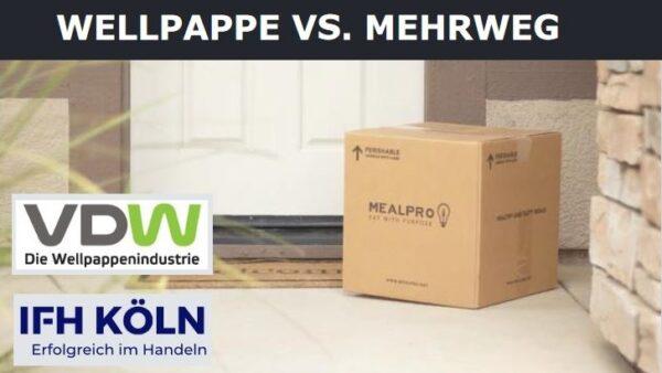 IFH Köln: Akzeptanz von Versand-Verpackungen